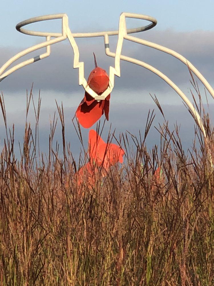 Porter Sculpture Park: 25700 451st Ave, Montrose, SD