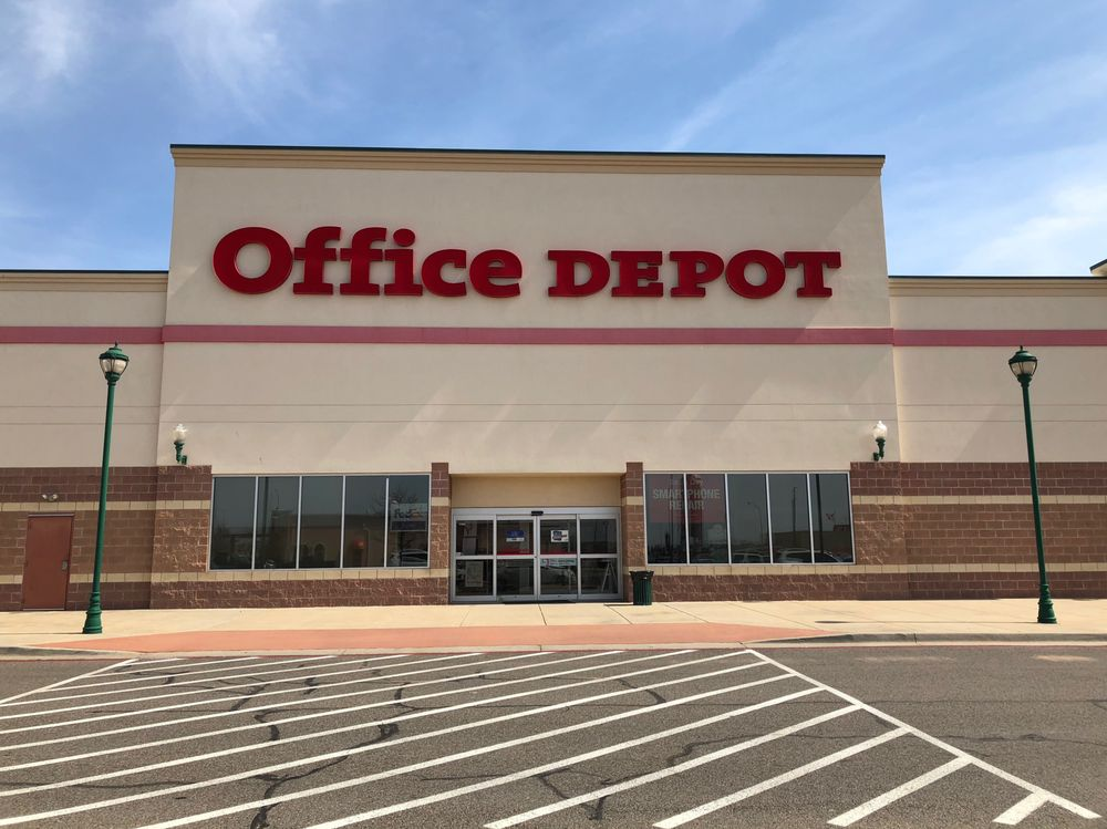 Office Depot: 2200 S I-35 Service Rd, Moore, OK