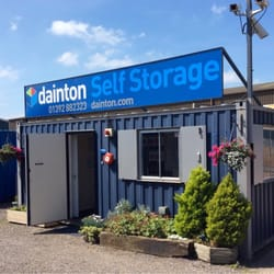 Photo of Dainton Self Storage - Exeter Devon United Kingdom & Dainton Self Storage - Self Storage u0026 Storage Units - Greendale ...