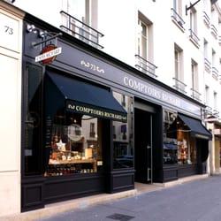 Les Comptoirs Richard 10 Photos Coffee Tea 73 Rue Lecourbe