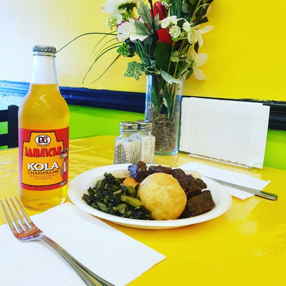 Mama's Caribbean Delight