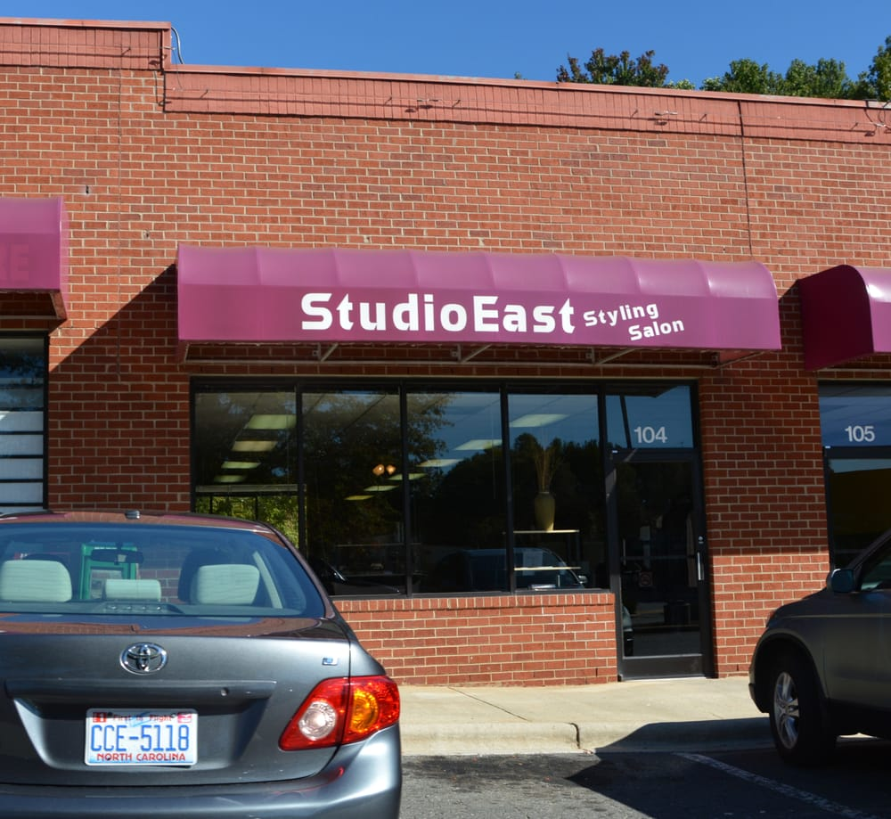 Studio east styling salon hairdressers 8829 e wt for 8 the salon charlotte nc