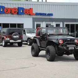 Done deal motors 23 fotos y 18 rese as concesionarios for Done deal motors canton ma