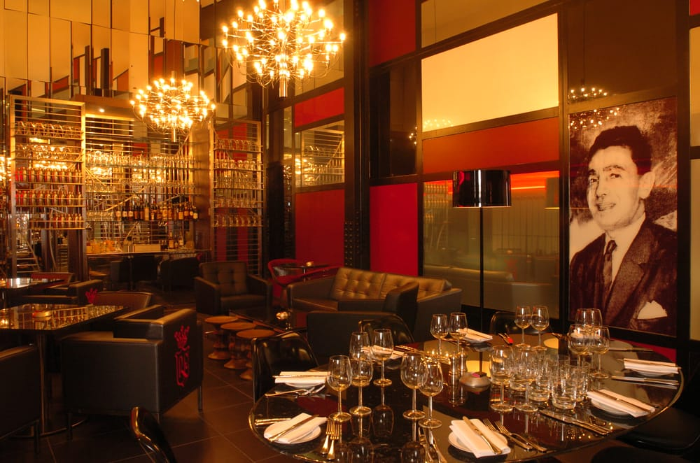 Mes Amis Restaurant London