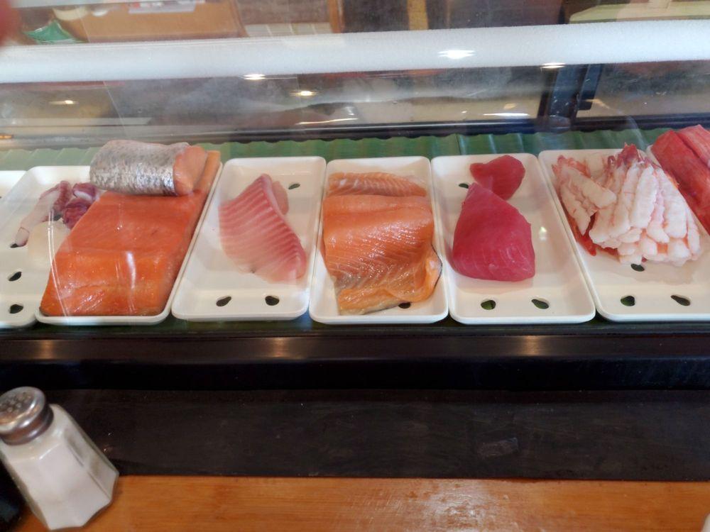 Food from Tokyo Steak & Seafood Restaurant
