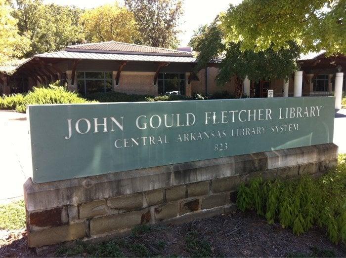 John Gould Fletcher Library