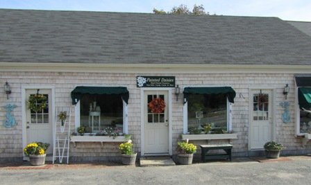 Painted Daisies: 679 Rt 6A, East Sandwich, MA