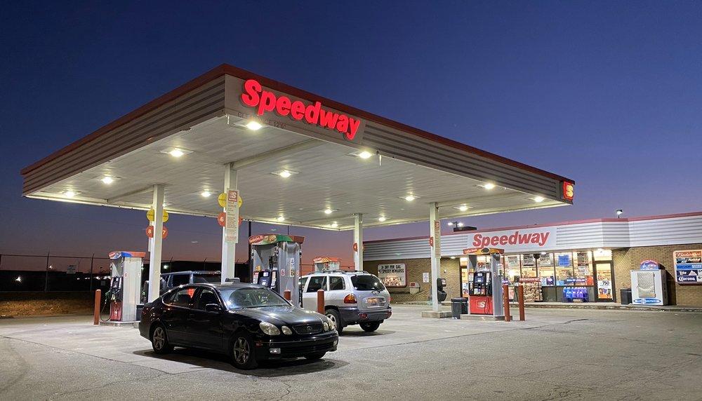 Speedway: 4300 Crittenden Dr, Louisville, KY