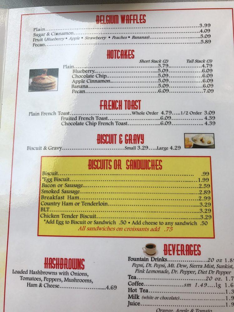 42 Diner: 191 Nc Highway 42 N, Asheboro, NC