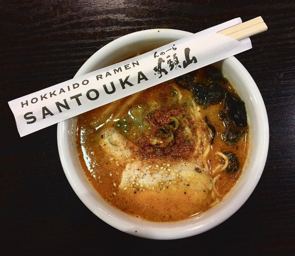 Hokkaido Ramen Santouka - Costa Mesa