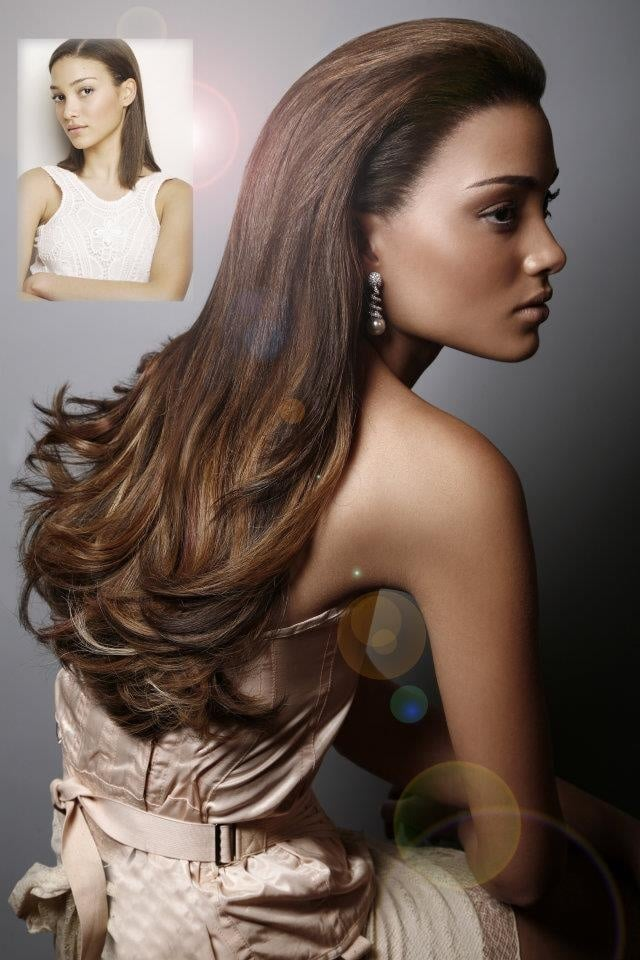 simplicity hair studio 43 photos 22 reviews eyelash. Black Bedroom Furniture Sets. Home Design Ideas