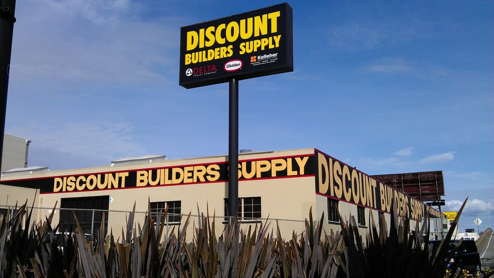 Discount Builders Supply & Hardware