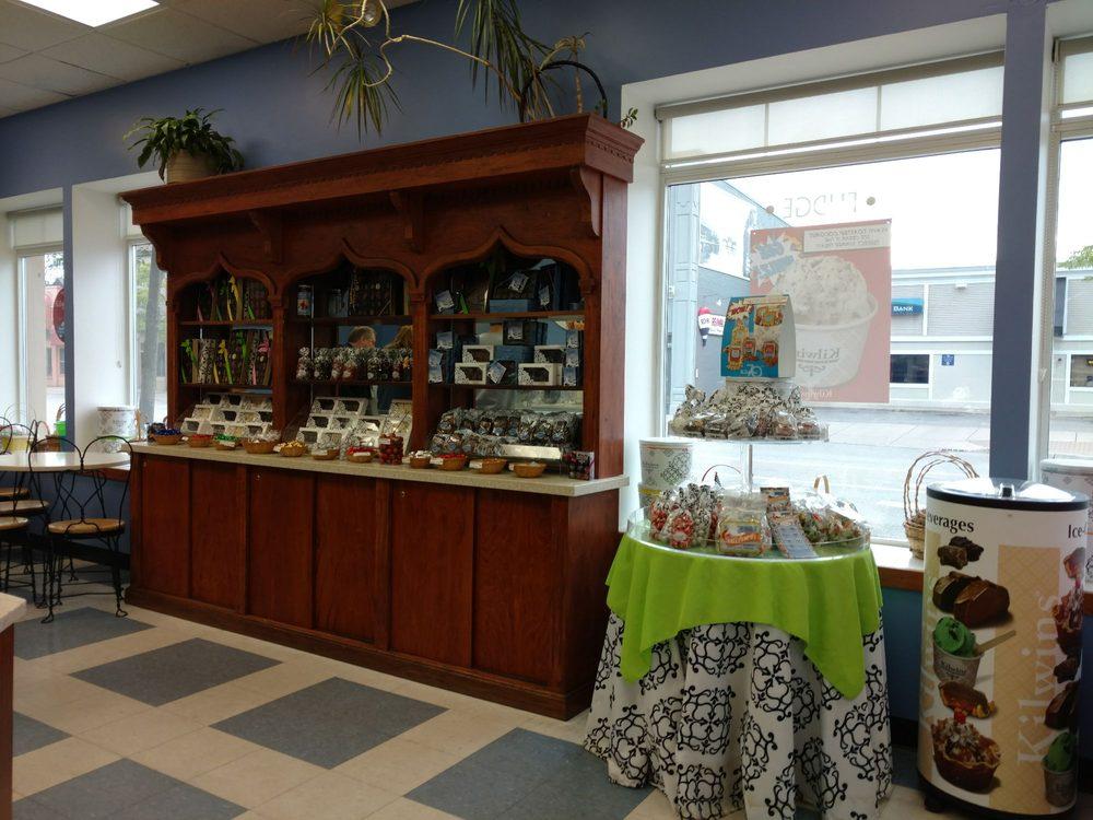 Kilwins Boyne City: 102 E Water St, Boyne City, MI