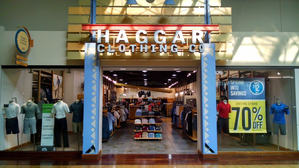 1d774de6b8 Haggar Clothing  5000 Arizona Mills Cir