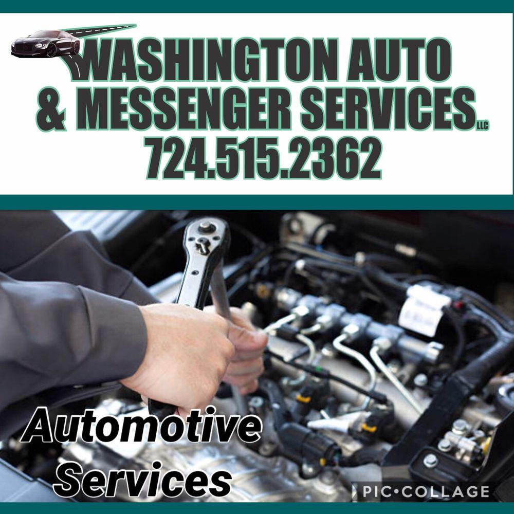 Washington Auto & Messenger Services: 11899 State Rt 30, North Huntingdon, PA