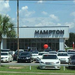 Hampton mitsubishi lafayette la