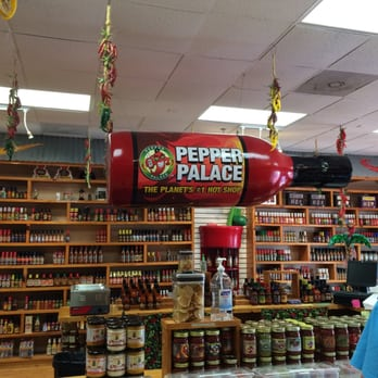 Pepper Palace Myrtle Beach
