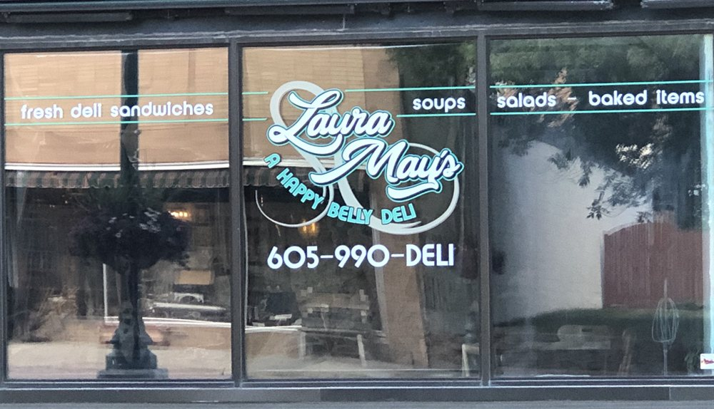 Laura May's A Happy Belly Deli: 417 N Main, Mitchell, SD