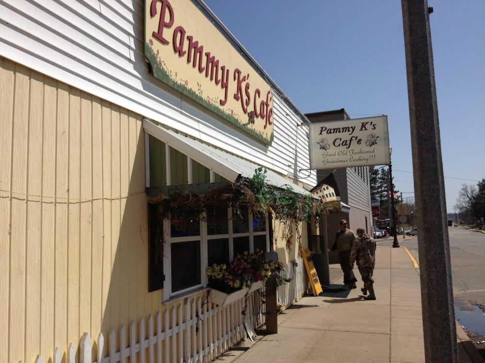 Pammy K's Café & Catering: 26126 W Mondovi St, Eleva, WI