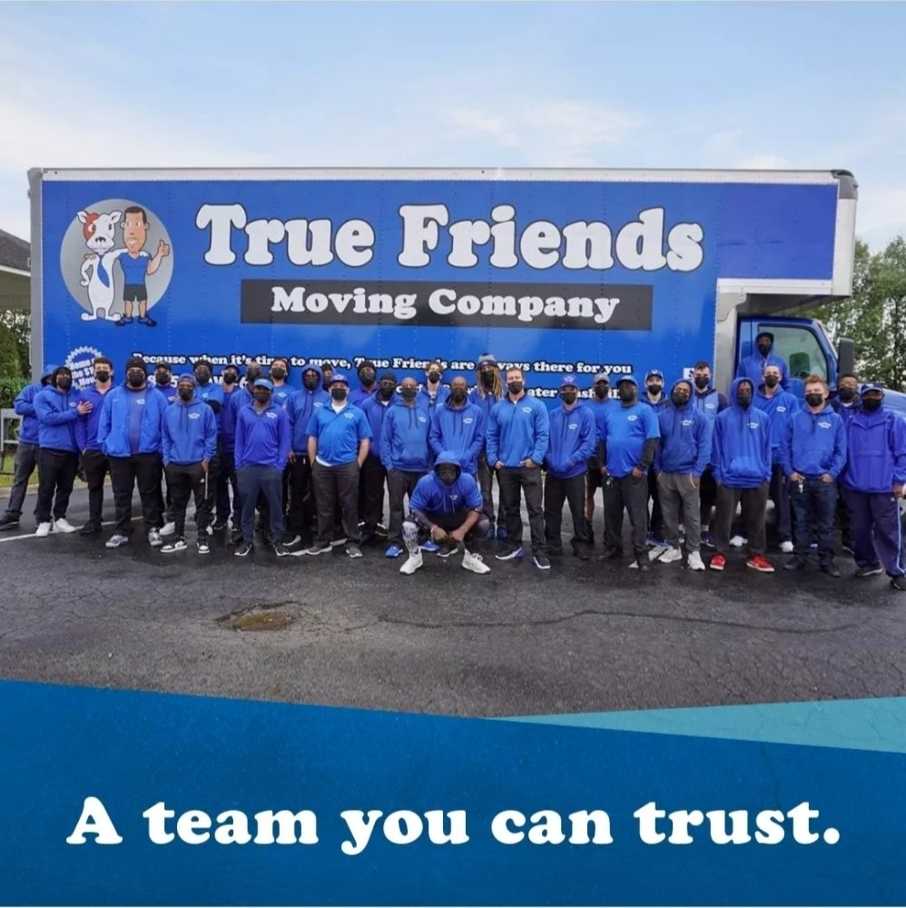 True Friends Moving Company: 3606 Old Hickory Blvd, Nashville, TN