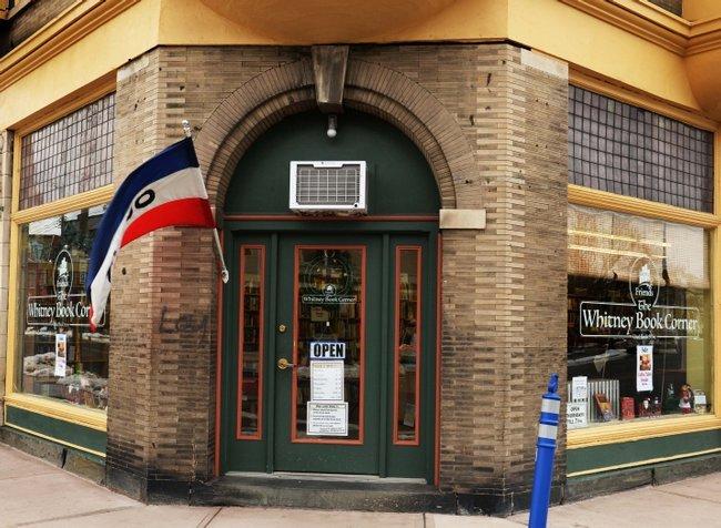 Whitney Book Corner: 600 Union St, Schenectady, NY