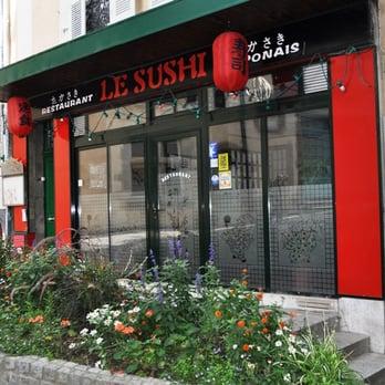 le sushi japonais 17 rue orf vres laval mayenne france restaurant avis num ro de. Black Bedroom Furniture Sets. Home Design Ideas