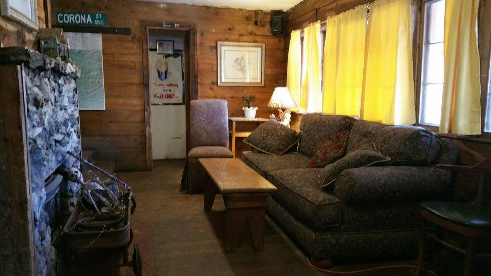 Millsite Inn: 44365 Hwy 72, Ward, CO
