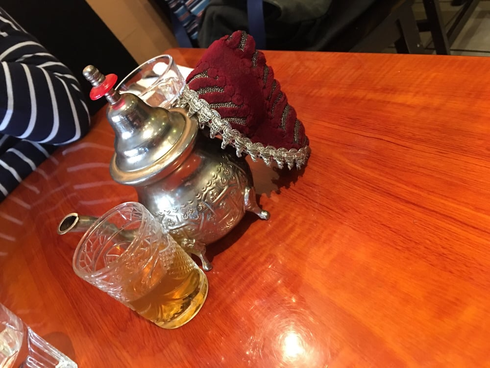 Mint and honey moroccan tea yelp for Aicha moroccan cuisine san francisco