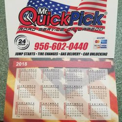 Mr quickpick road service get quote roadside assistance 2207 photo of mr quickpick road service laredo tx united states new business reheart Gallery