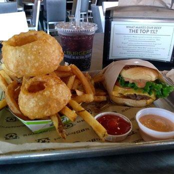Photo Of Burgerfi Delray Beach Fl United States