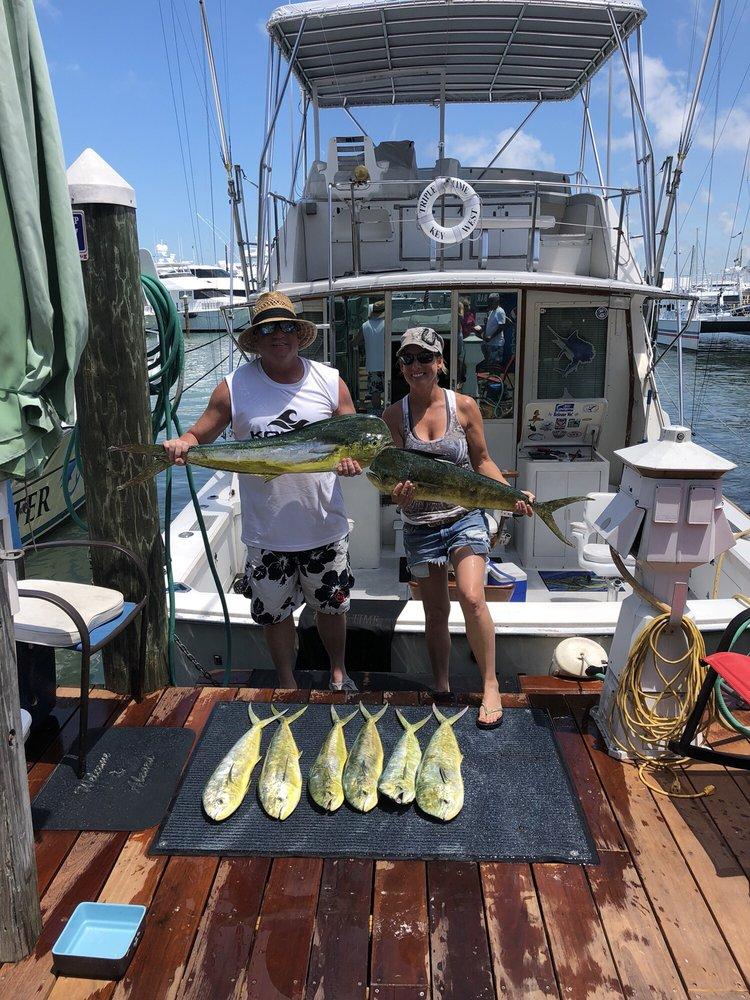 Charter Boat Triple Time: Key West, FL