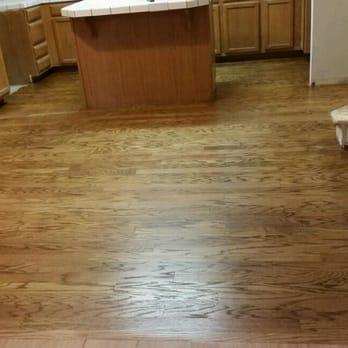 Perfect Photo Of AB Hardwood Floors   Sacramento, CA, United States. Finished  Kitchen By