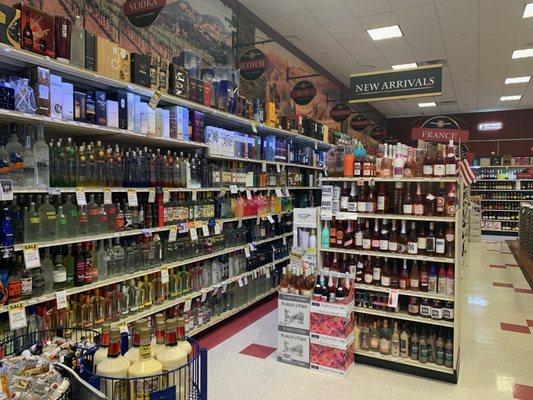Kellys Liquor 726 Washington Ave Belleville Nj Liquor Stores