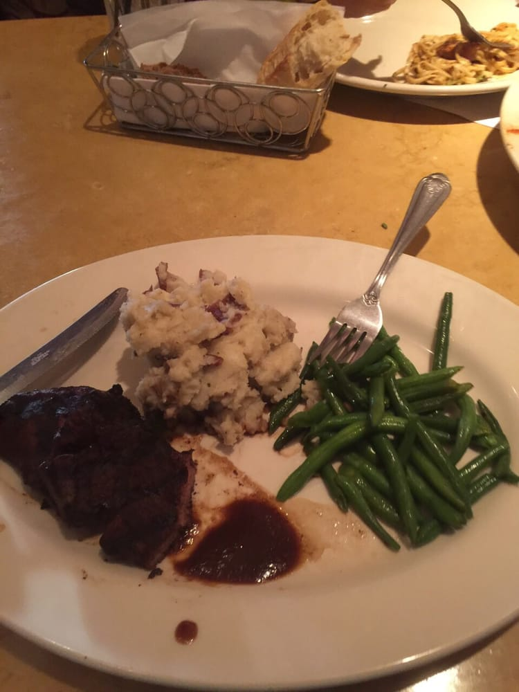 My Dinner, Filet Mignon! Yes I ate a piece before taking ...