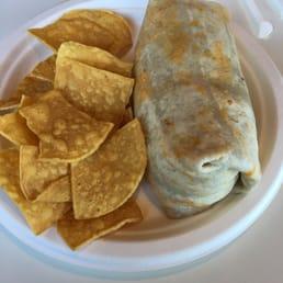 Photo Of El Patio   Woodland, CA, United States. Chili Verde Super Burrito