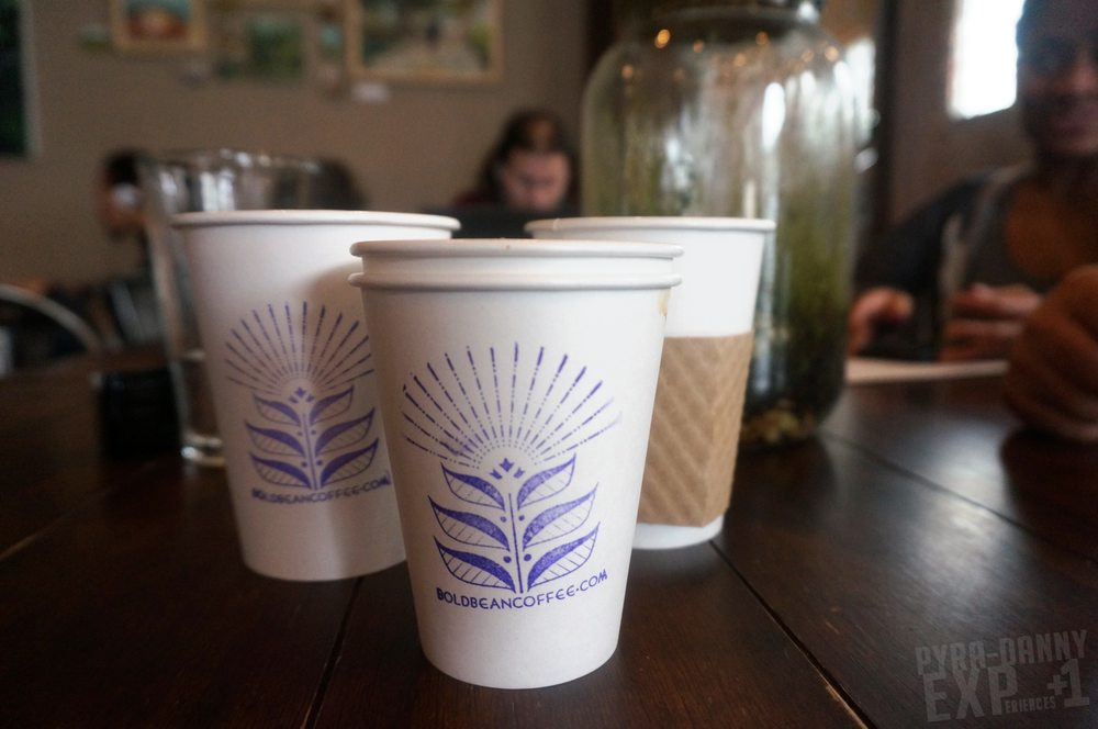 Social Spots from Bold Bean Coffee Roasters - Riverside
