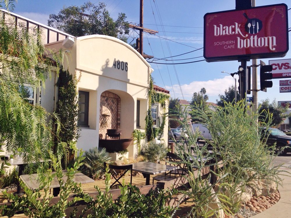 Black Bottom Southern Cafe North Hollywood Ca