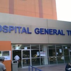 Resultado de imagen para HOSPITAL GENERAL DE TIJUANA