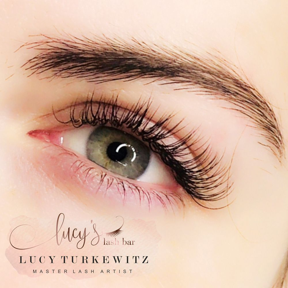 Lucy's Lash Bar: 2550 W Fullerton Ave, Chicago, IL