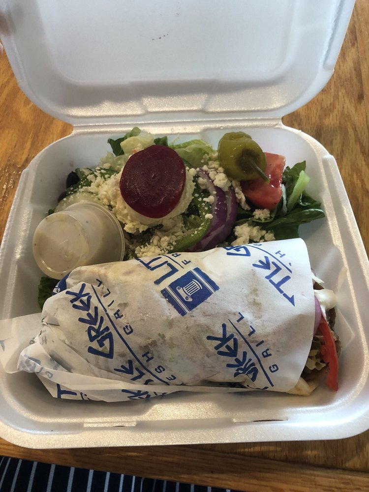 Little Greek Restaurant: 2548 E Fowler Ave, Tampa, FL