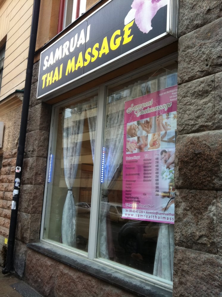 samruai thaimassage massage kungsholmsgatan 10 kungsholmen stockholm schweden. Black Bedroom Furniture Sets. Home Design Ideas