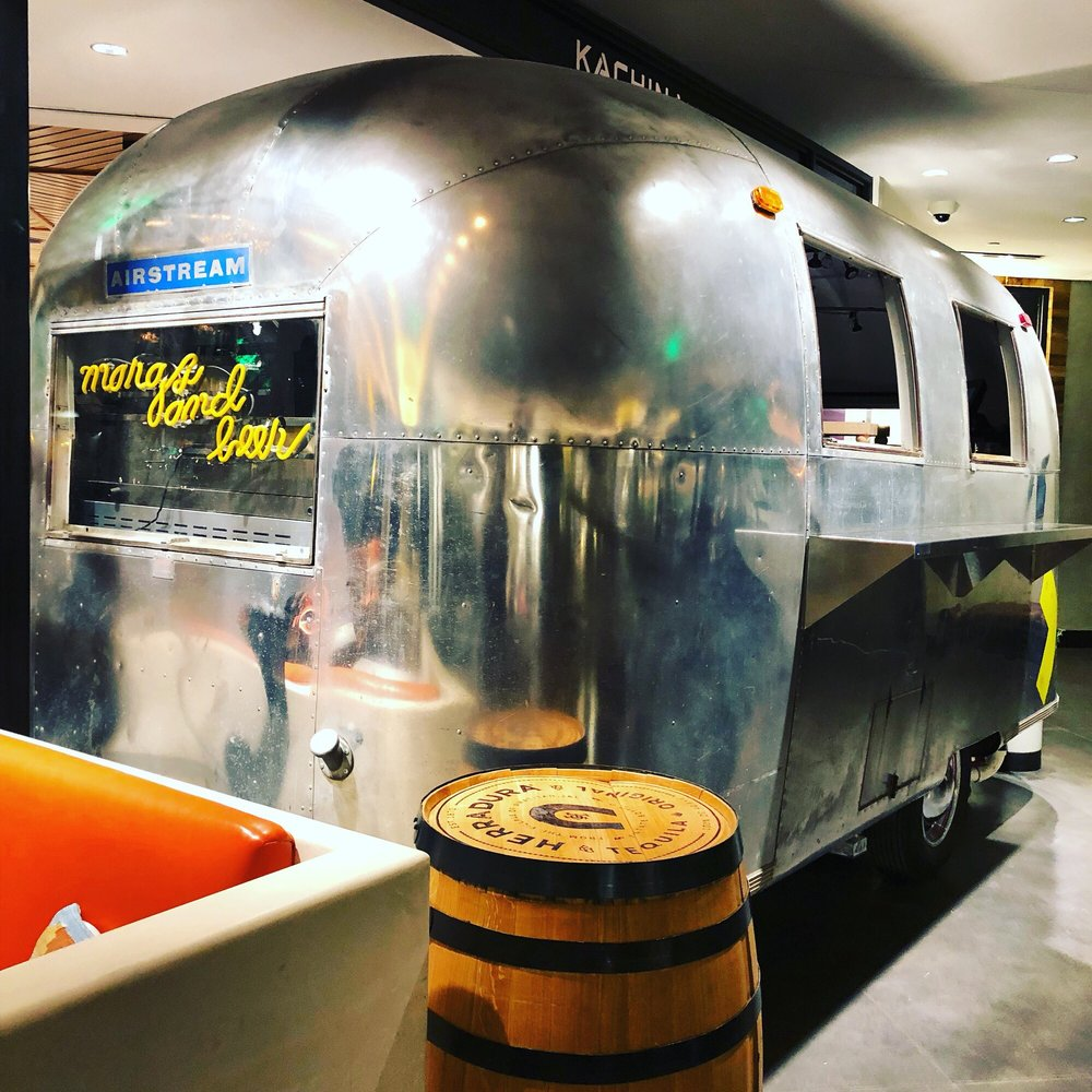 Airstream is a dream! - Yelp