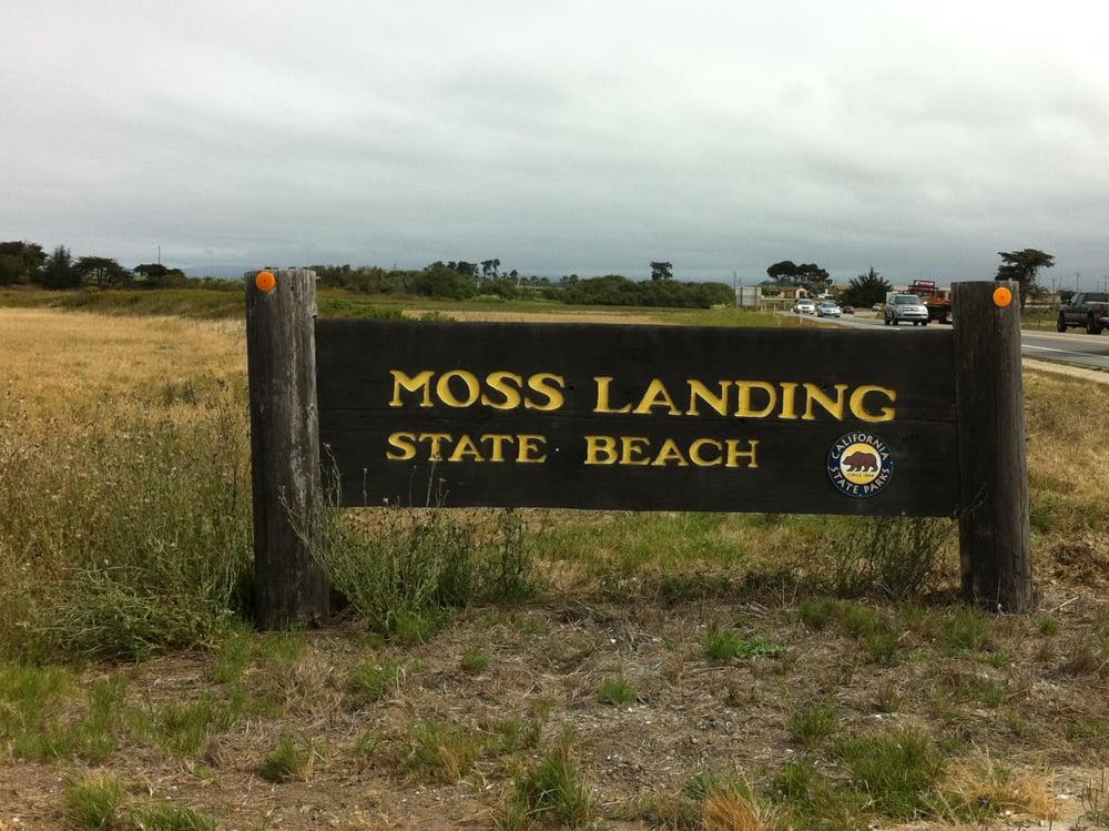Moss Landing State Beach Address