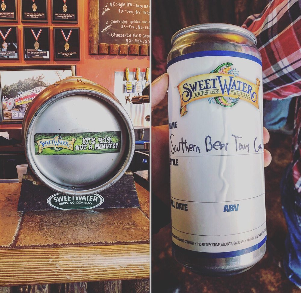 Southern Beer Tours: 573 Main St, Atlanta, GA
