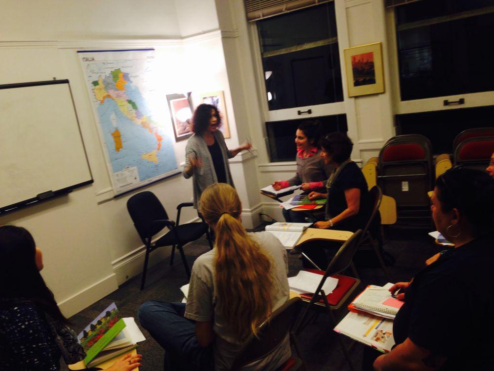 ItaLingua School of Italian Language and Culture: 2015 Center St, Berkeley, CA