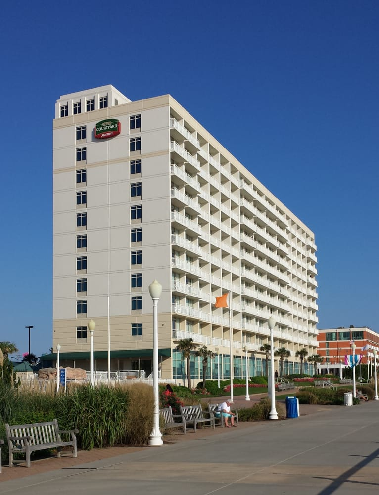 Photo Of Courtyard By Marriott Virginia Beach Oceanfront North 37th St Va