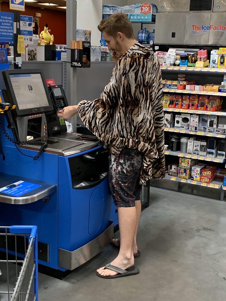Walmart Supercenter: 3651 Classen Blvd, Norman, OK