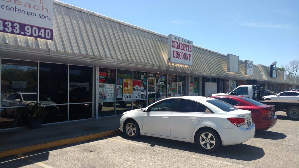 Belle Chasse Cigarette Discount: 8619 Highway 23, Belle Chasse, LA
