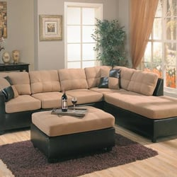 Photo Of Super Design Furniture   Chicago, IL, United States. 2 Pc Sectional