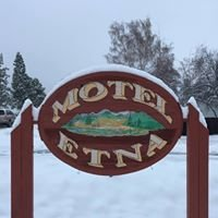 The Etna Motel: 317 Collier Way, Etna, CA